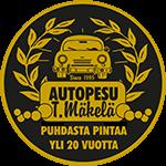 Autopesu T. Mäkelä logo