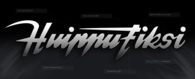 Huippufiksi Oy logo
