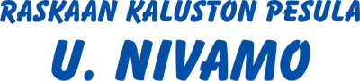 Raskaan Kaluston Pesula U. Nivamo logo