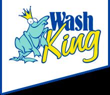 Wash King logo